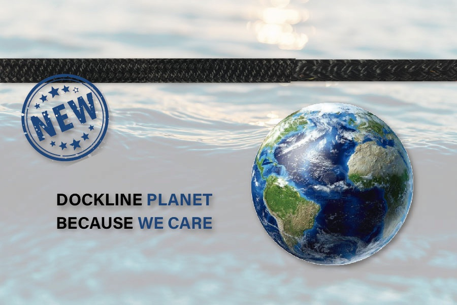 NEW! Dockline PLANET - Because we care