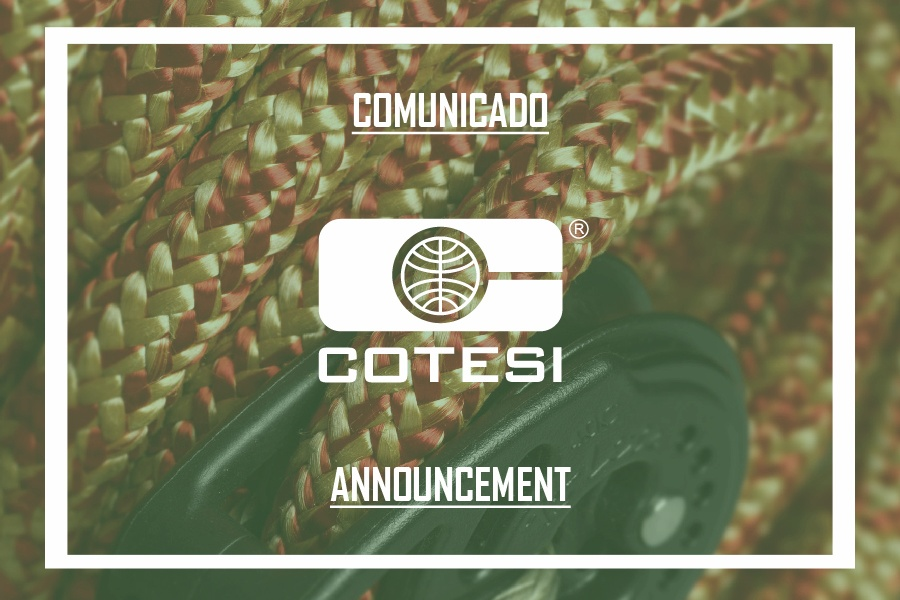 Announcement - Cotesi
